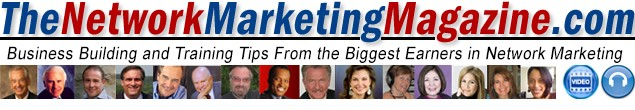 The Network Marketing Magazine